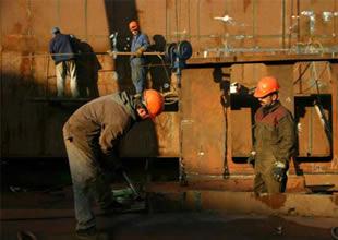 Gemi sökümdeki % 30 gerileme firmaları iflasın eşiğine getirdi