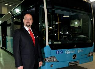 Mercedes-Benz Türk Transist 2014 Fuarı'nda