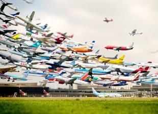 ICAO rakamları açıkladı, yolcu ve uçuş sayısında rekor kırıldı