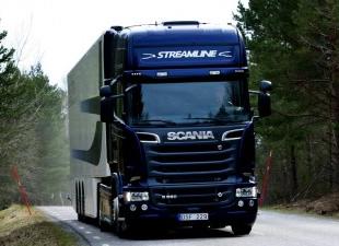 Scania'da hedef pazar payını artırmak