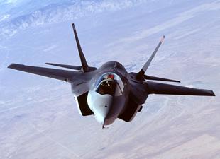 2 adet F-35 sipariş edildi