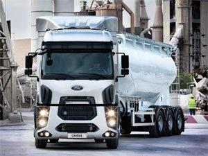 Ford Trucks 200 bininci kamyonu hattan indirdi