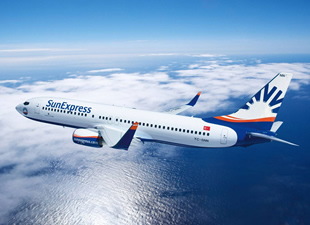 SunExpress dış hatlarda 16 yeni noktaya daha uçacak