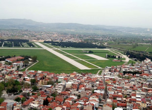 Yunuseli Havaalanı büyük uçaklar için 1,5 ay sonra hazır olacak