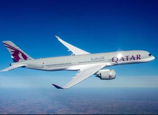 Airbus, ilk A350 XWB uçağını Qatar Airways'e teslim etti