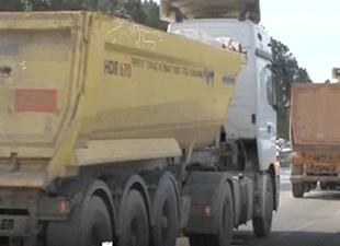 İstanbul'da kamyon şoförlerinin eylemi bitti, yoğunluk devam ediyor