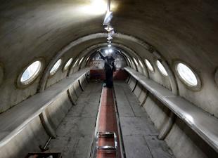Çinliden ev yapımı denizaltı