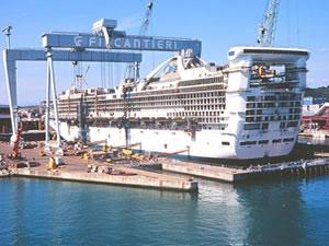 Carnival Group, Fincantieri Tersanesi'ne 2 adet kruvaziyer gemi siparişi verdi