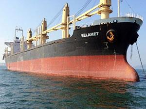 Rana Denizcilik, M/V EVER REGAL'i satın alarak adını M/V SELAMET olarak değiştirdi