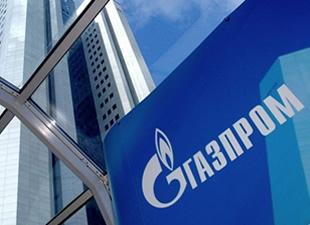 Gazprom tarihinde bir ilk!