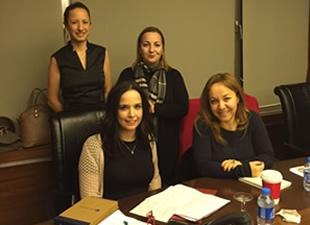 WISTA Türkiye Olağan Genel Kurulu DTO'da toplandı