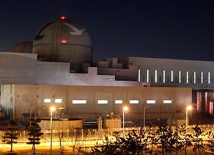 Nükleer santralde gaz sızıntısı: 3 ölü!