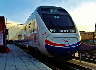 Hızlı tren yurtdışına da ulaşacak