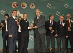 Sampa Otomotiv ihracatta birincilik ödülü aldı