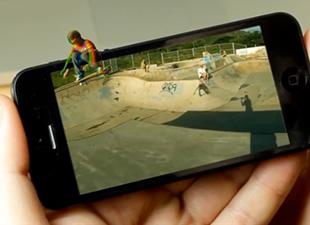 Toshiba mobil ekranlarda 2D/3D arasında geçiş yapacak bir teknoloji hazırlıyor