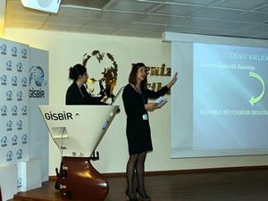 GİSBİR ve GİSAŞ'tan çevre konferansı