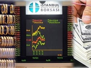 Piyasalar yılın son gününe sakin başladı