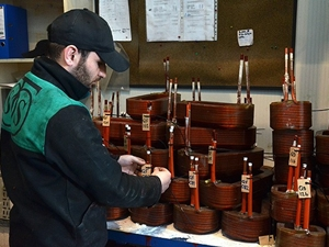 Türk firması CERN'e mıknatıs bobini üretti