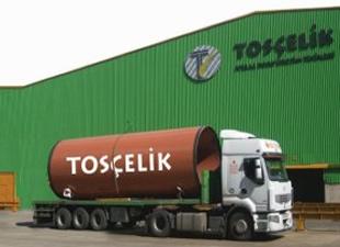 Tosyalı Toyo Çelik'ten yeni tesis