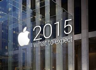 Apple'ın 2015 sürprizleri neler?