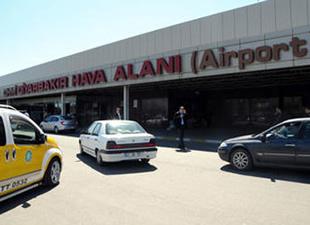 Diyarbakır Havalimanı'na arazi davası