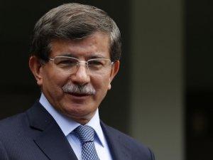 Başbakan Davutoğlu Mersin'de konuştu