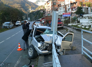 İşte trafik kazalarında son 10 yılın acı bilançosu!