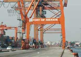 """""""Dünya ölçeğinde bir limanı Mersin'e kazandırmayı hedefliyoruz"""""""
