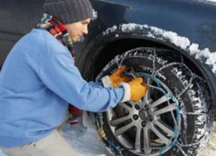 Otomobile en pratik zincir takma yöntemi