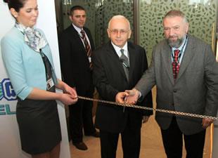 """Çelebi Budapeşte Havalimanı'nda 2 yeni """"Lounge"""" açtı"""