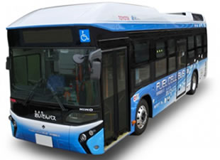 Toyota'nın hidrojen yakıt teknolojisi şimdi de otobüslerde