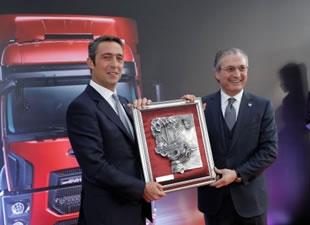 Ford Trucks 2015'teki ilk 4S plazasını Samsun'da açtı