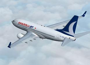 Anadolu Jet'ten indirim kampanyası