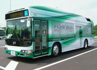 Toyota'dan hidrojen yakıtlı otobüs