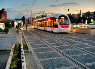 Samsunda Metrobüsten Vazgeçildi Tekkeköye Raylı Sistem Yapılacak