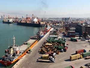 2014 yılında limanlarımıza 74 bin 766 gemi yanaştı