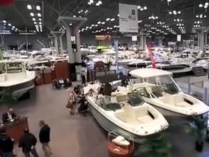 Progressive New York Bot Fuarı'nda milyon dolarlık yatlar görücüye çıktı