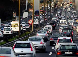 İstanbul'un trafik çilesi tescillendi