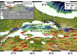 Deprem tehlikesi açısından en sıcak nokta: İstanbul