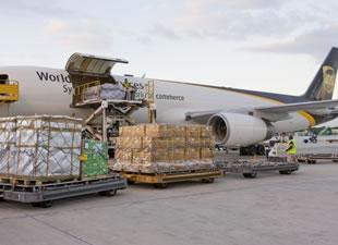 UPS, ağır gönderilerin kapsama alanını genişletti