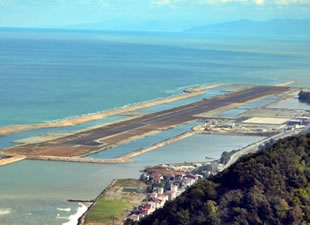 Ordu-Giresun Havalimanı için ek ödenek