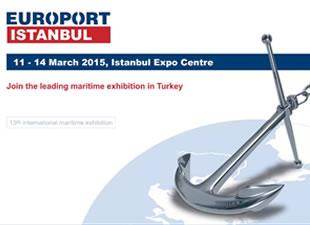 Denizciler Europort İstanbul'da buluşacak