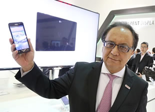 Cep telefonu, TV gibi Vestel'in ana işlerinden biri oluyor