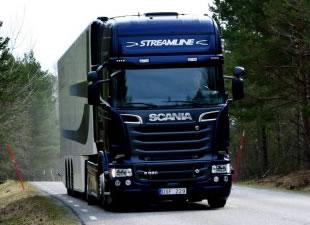 Scania yeni yılda hedef büyüttü