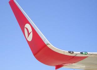 THY 103 uçuşu iptal etti