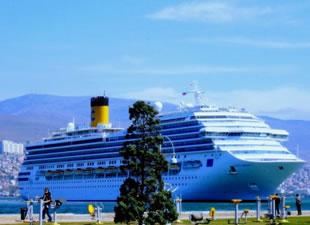 MSC, İzmir'e 250 bin turist getirecek