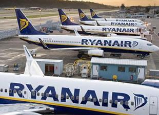 Ryanair'in kar tahmini 2015'te yavaşlayacak