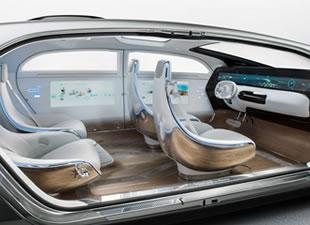 Sürücüsüz otomobiller 2020'de trafikte