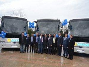 Metro Turizm Safir VİP alımını 100'e çıkardı