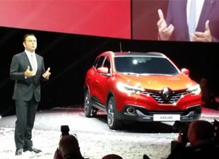 """Ghosn: """"Renault'da 5 yeni model tanıtacağız"""""""